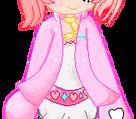 Pixel Glitter by sawarineko