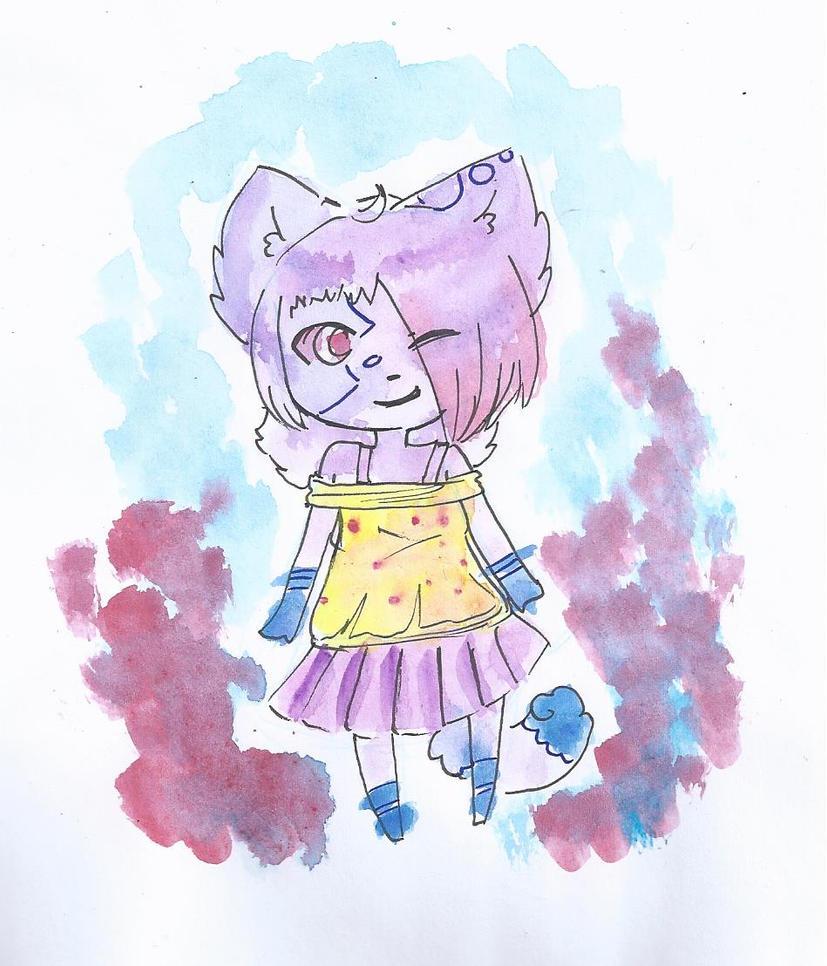 Buki chibi by sawarineko