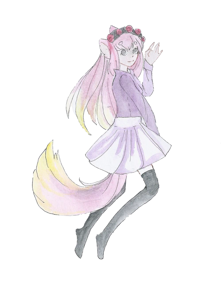 possible Glitter redesign by sawarineko