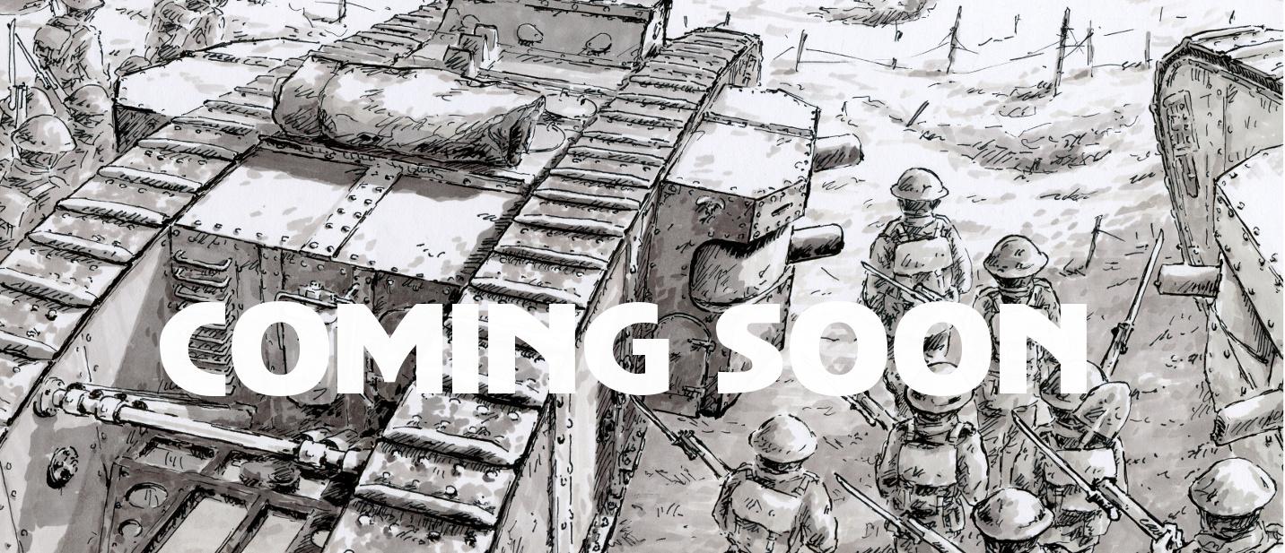Coming soon... by Radomski