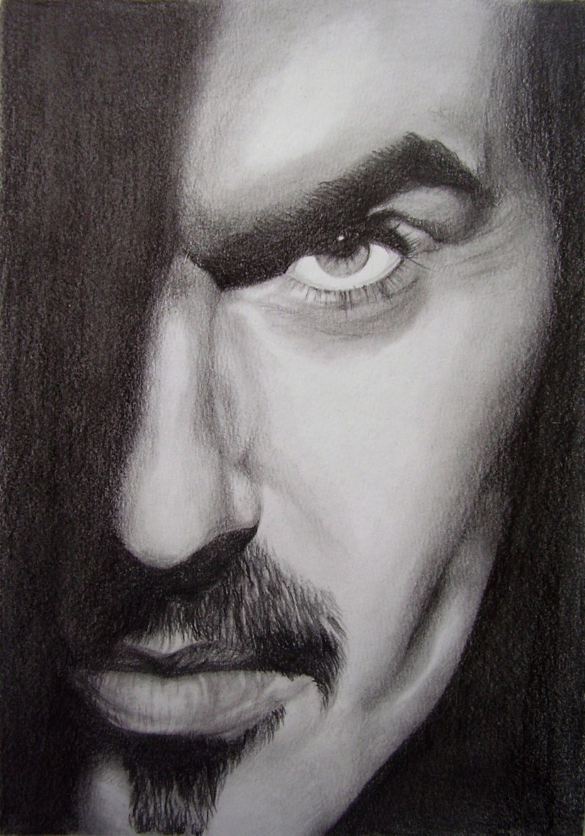 George Michael by GorrgonaMedussa
