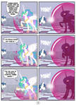 Princess Celestia hates tea - page 9