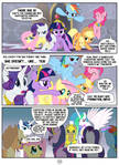 Princess Celestia hates tea - page 10