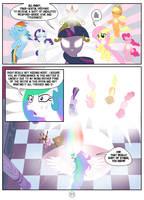 Princess Celestia hates tea - page 11 by Mister-Saugrenu