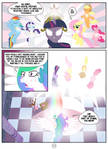 Princess Celestia hates tea - page 11