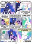 Princess Celestia hates tea - page 12