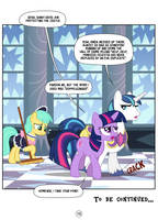 Princess Celestia hates tea - page 16 by Mister-Saugrenu