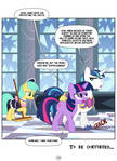 Princess Celestia hates tea - page 16