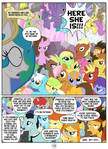 Princess Celestia hates tea - page 19