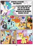 Princess Celestia hates tea - page 20
