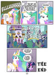 Princess Celestia hates tea - page 29