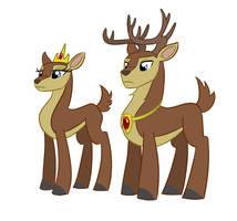 My Little Pony: The Deer Folks