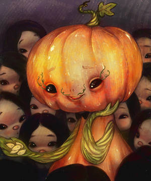 Pumpkin Guy by Selvagemqt