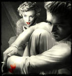 Jimmy and Norma Jeane