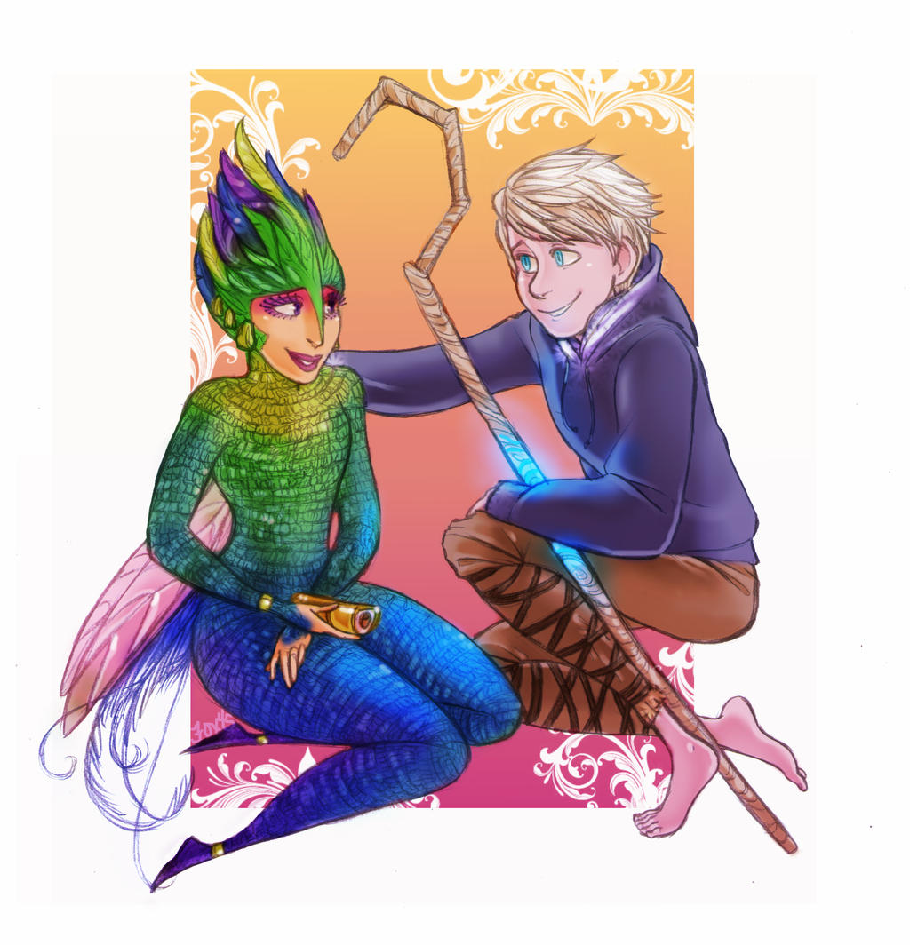 jack frost and tooth fairy fanfiction - photo #7