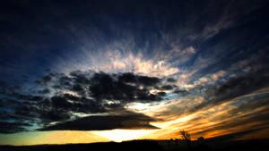 Exploding sky by Samtheengineer