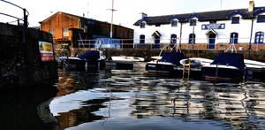 Boats by Samtheengineer
