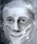 Self Portrait 2 - Secret smile