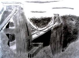 Clifton Suspension Bridge by Samtheengineer