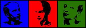Stencil montage by Samtheengineer