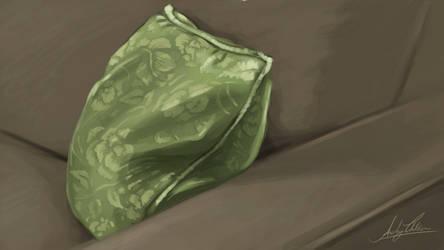 Cushion by froggywoggy11