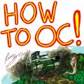 :::::::HOW TO OC::::::: by Ricochet3232