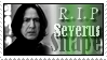 Severus Snape Stamp by LilyLunaPotter