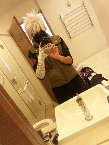 Kakashi Cosplay by slayer500