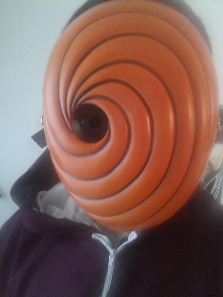 Obito uchiha Cosplay by slayer500
