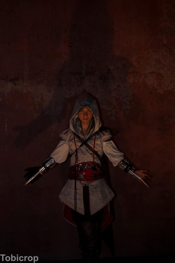 assassin creed Cosplay by slayer500