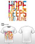 hope keeps you alive