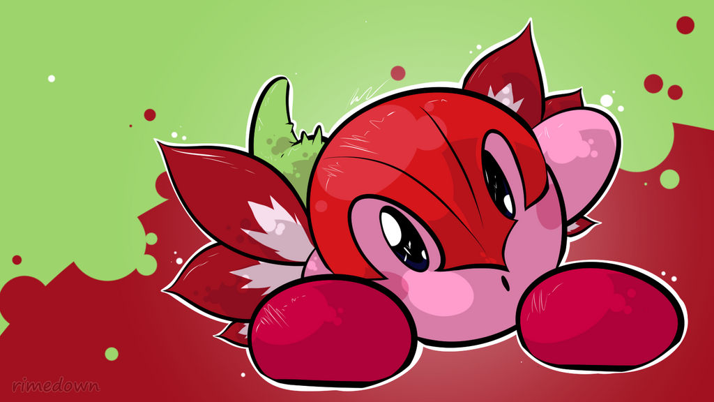 Floramon Kirby - Day 1398