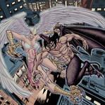 Devilman Vs. Silene