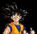 Cool Goku by Majingoku77