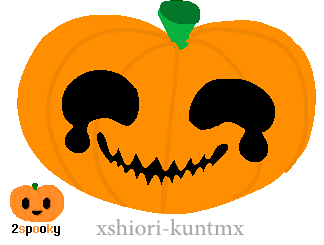 [ Halloween Pixels - Jack o' Lanterns ] by xShiori-KunTMx