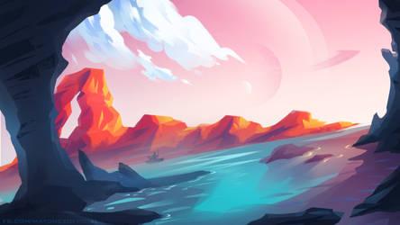 Another World by Majkarogo