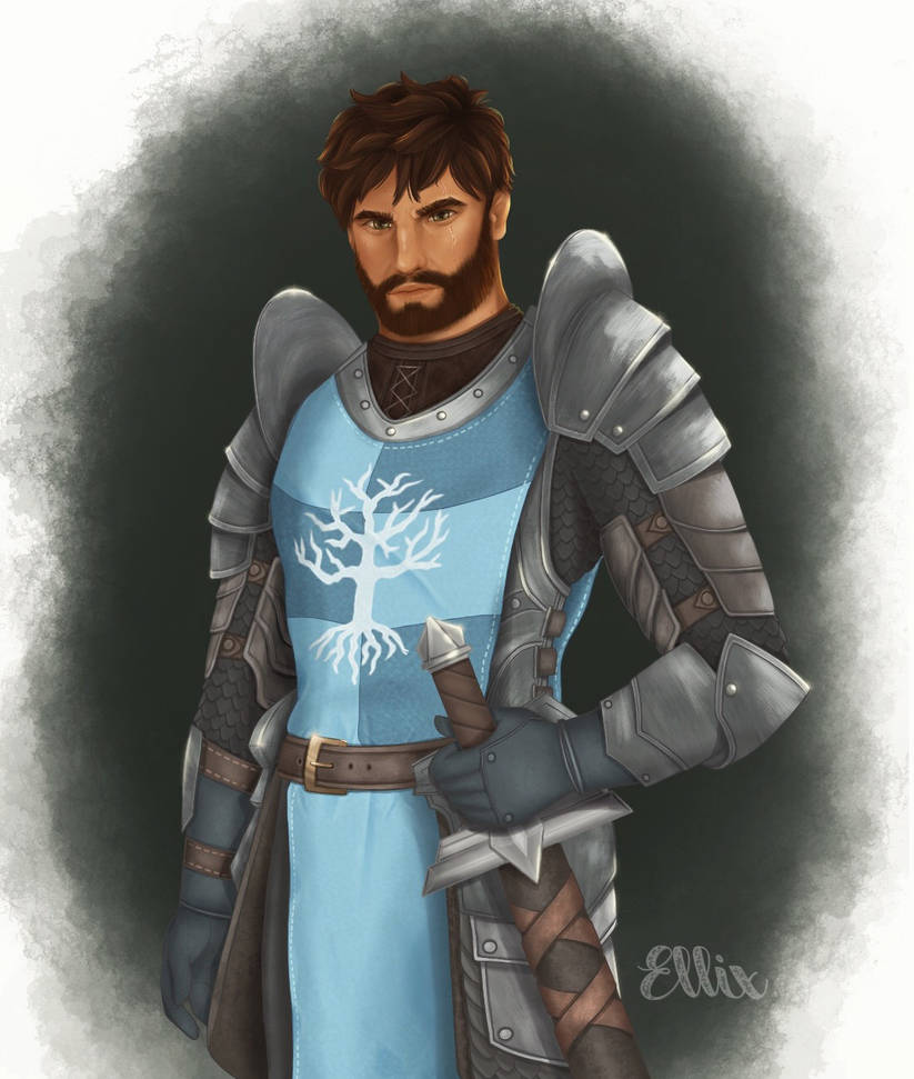 Tylan Renthorn by EllixEnchantments