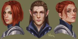 Heroes of Ferelden