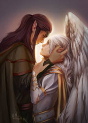 Kivan and Keyria