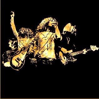 Led Zeppelin - Golden Edition by ArtzyBoy13
