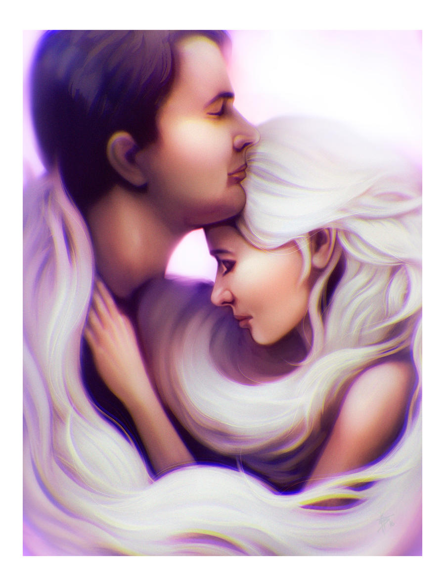 Love forever. by VlSoul