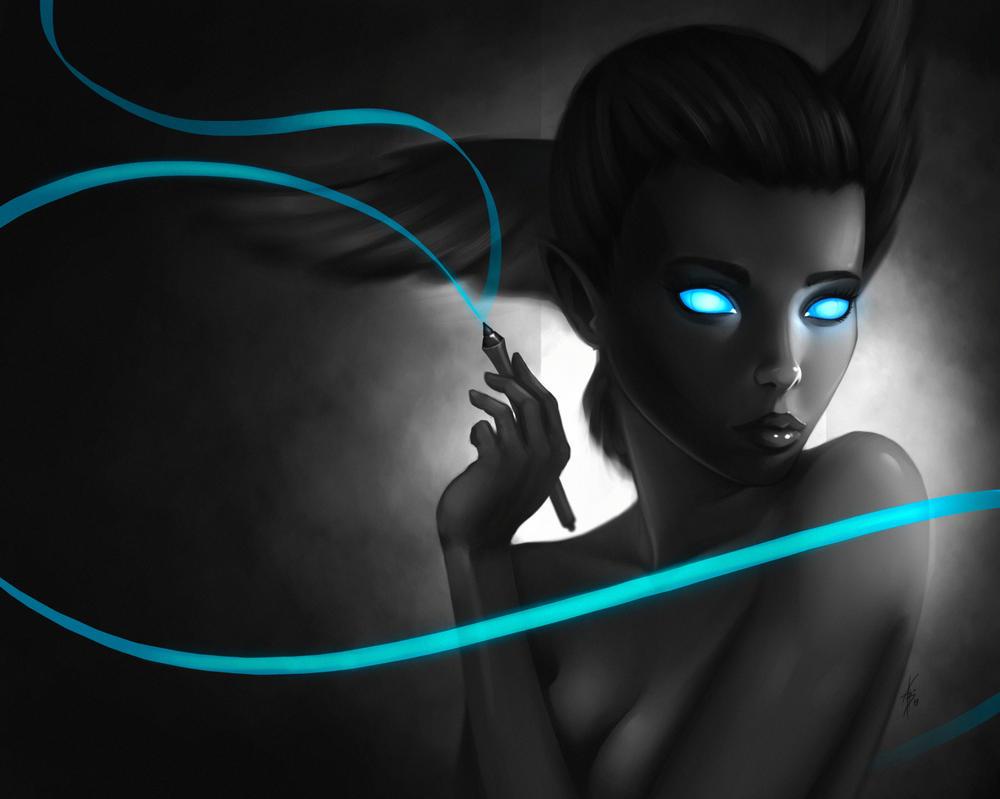 Rav the artist by VlSoul