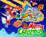 Merry 'Crash'mas XD