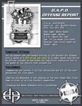 DAPD Offense Report-4,000 Hits