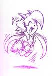 002 - YAY! (Sketchbook 2015)