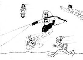 Reimagined Justice League