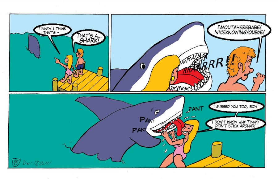 SHARK by Brady-Kj