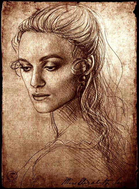 Elizabeth Swann by theband