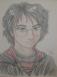 Harry Potter by InuIrusa-chan