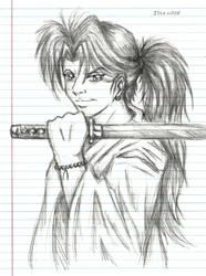 Samurai by InuIrusa-chan